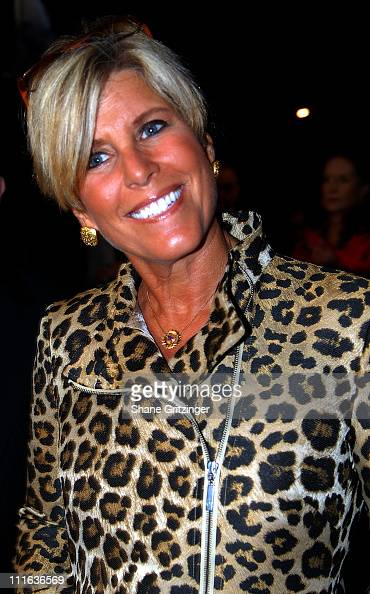 Television Personality Suze Orman Attends The Plaza's 100th Birthday Celebration on October 1 2007 in New York City New York
