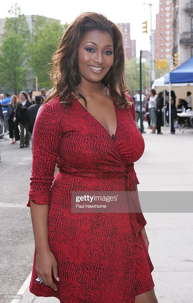 BET television personality Toccara Jones attends the 'Mission: Impossible III' premiere in Harlem hosted by BET at the Magic Johnson Theatres on May 3, 2006 in New York City.