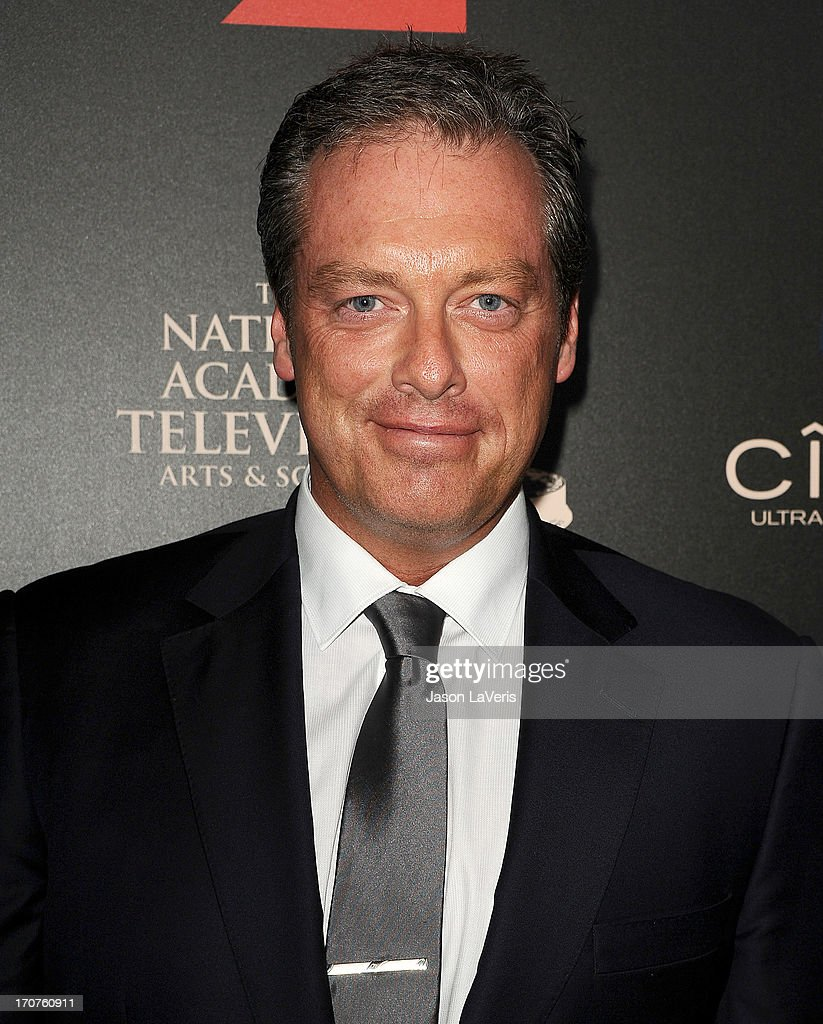 Television personality Todd Newton attends the 40th annual Daytime Emmy Awards at The Beverly Hilton Hotel on June 16, 2013 in Beverly Hills, California.