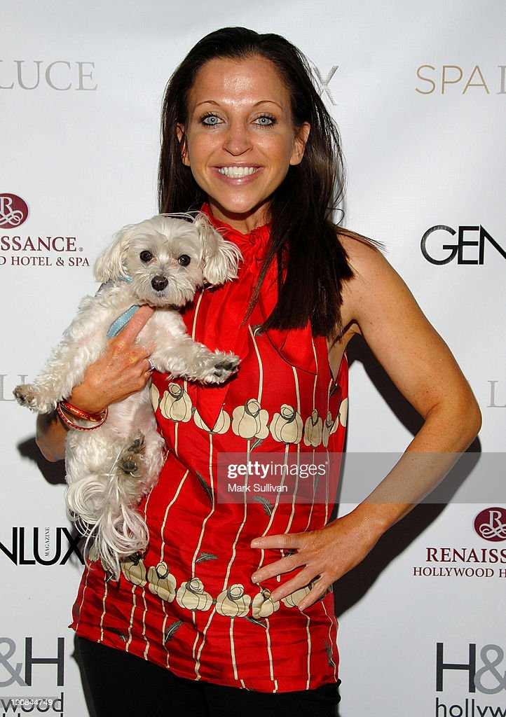 Television personality Wendy Diamond attends the unveiling of Spa Luce at Hollywood & Highland on May 1, 2008 in Hollywood, California.