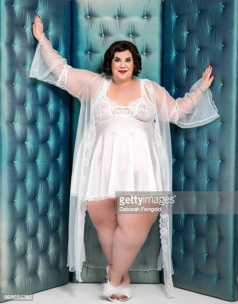 Television personality Whitney Thore poses for a portrait on January 1 2016 in Greensboro North Carolina