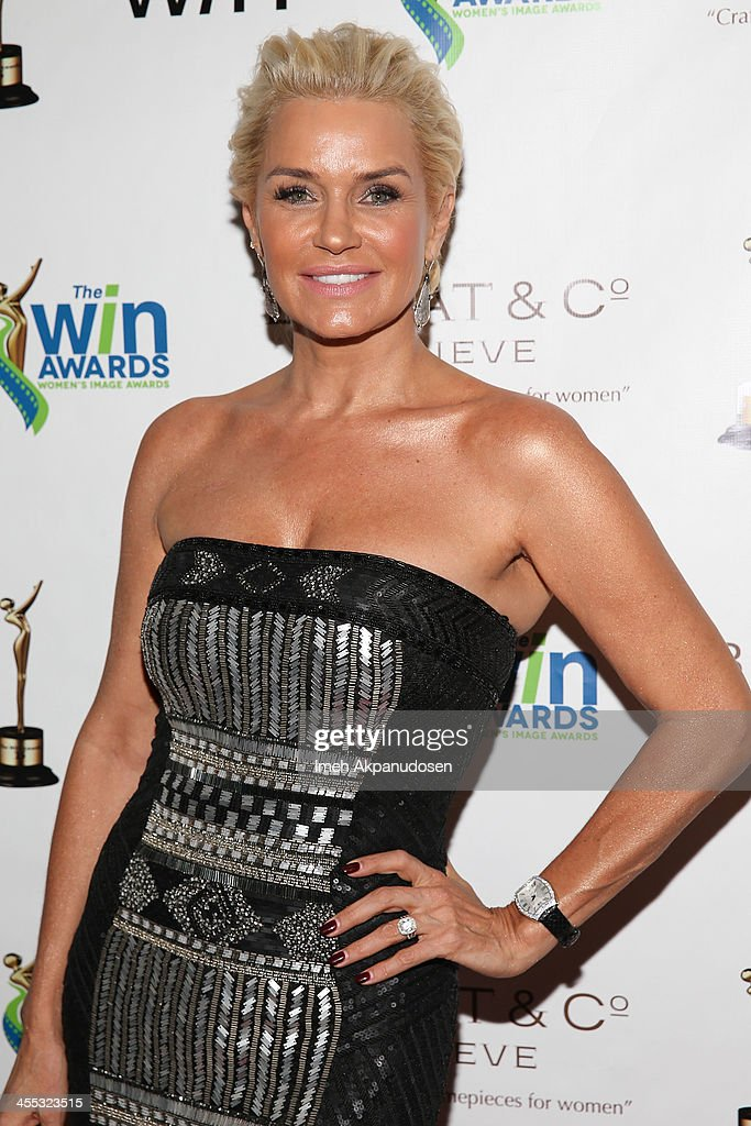 Television personality Yolanda Foster attends the 2013 Women's Image Awards at Santa Monica Bay Womans Club on December 11, 2013 in Santa Monica, California.