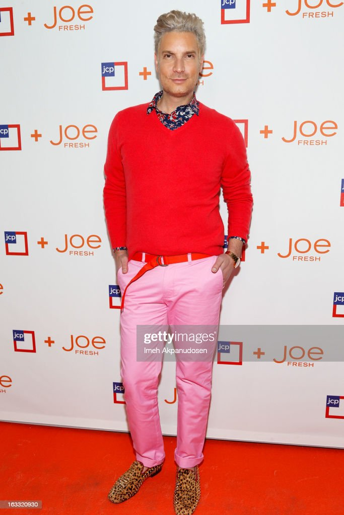 Television personality/stylist <a gi-track='captionPersonalityLinkClicked' href=/galleries/search?phrase=Cameron+Silver&family=editorial&specificpeople=546426 ng-click='$event.stopPropagation()'>Cameron Silver</a> attends the Joe Fresh at jcp Pop Up event on March 7, 2013 in Los Angeles, California.