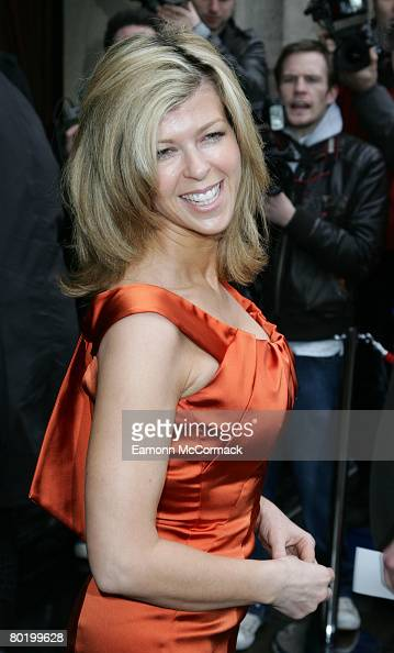 Television presenter Kate Garraway attends the TRIC Awards 2008 at the Grosvenor House Hotel on March 11 2008 in London England