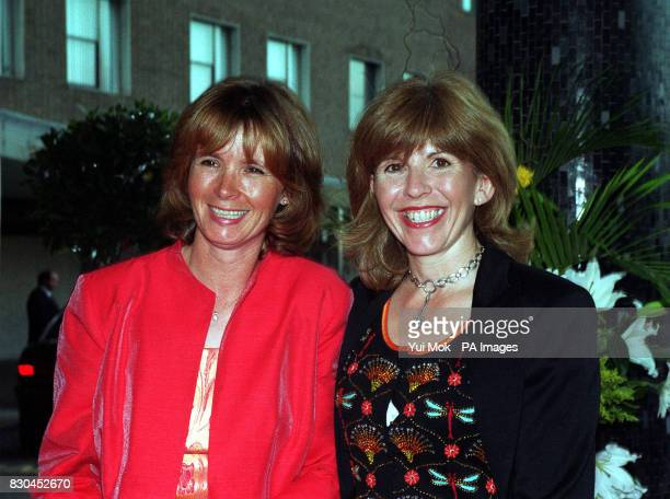 Television presenter Maggie Philbin arriving at BBC Television Centre in west London for the recording of Night of 1000 Shows a celebration of the TV...