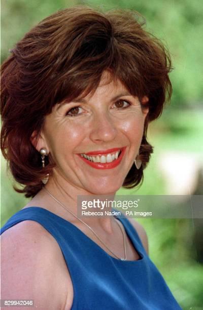 Television presenter Maggie Philbin