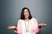 Television producer and creator Shonda Rhimes is photographed for Essencecom on February 19 2015 in Los Angeles California