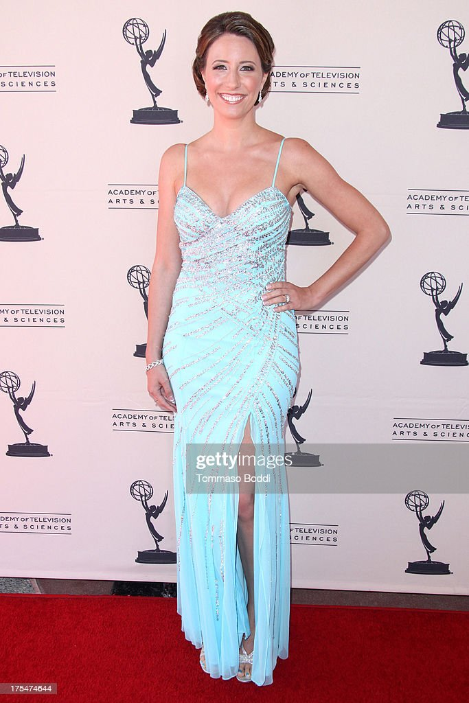 Television producer Brenda Brkusic attends the Academy Of Television Arts & Sciences 65th Los Angeles Area EMMY Awards held at the Leonard H. Goldenson Theatre on August 3, 2013 in North Hollywood, California.