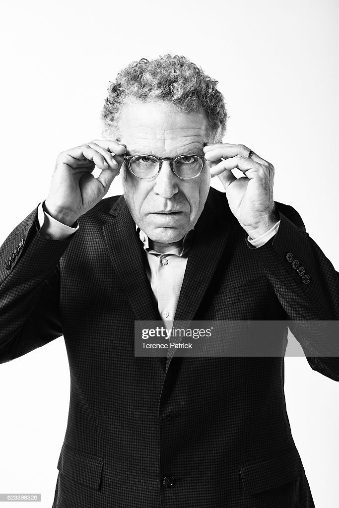 Television producer Carlton Cuse is photographed for Variety on October 20, 2015 in Los Angeles, California.