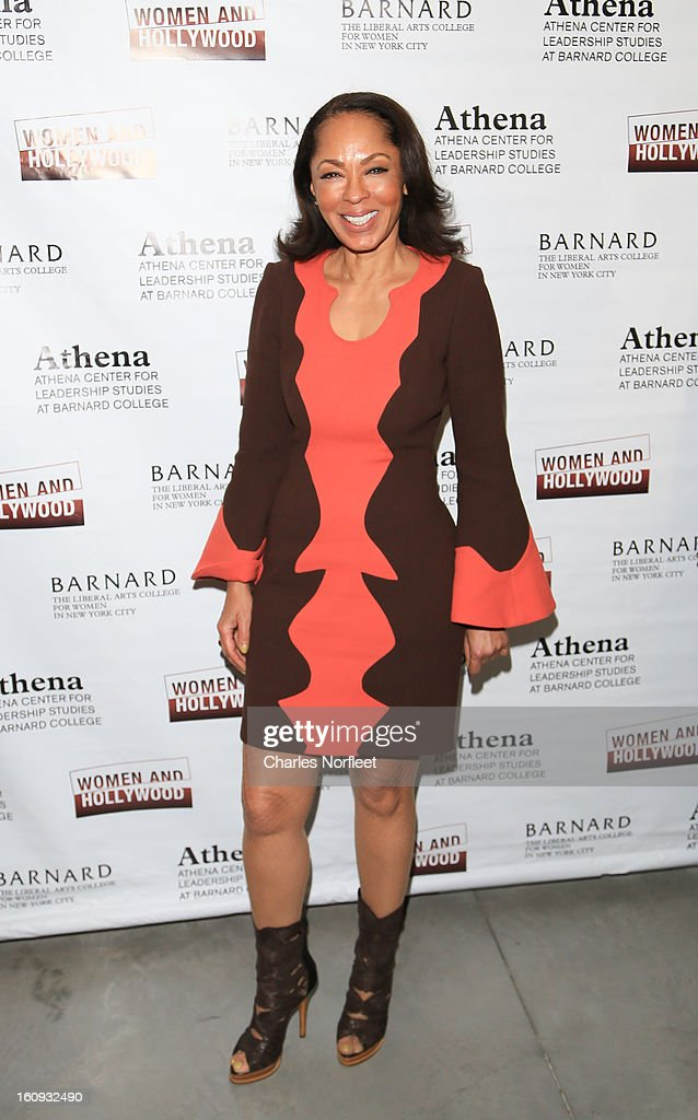 Television Producer Debra Martin Chase attends The 2013 Athena Film Festival Opening Night Reception at The Diana Center At Barnard College on February 7, 2013 in New York City.