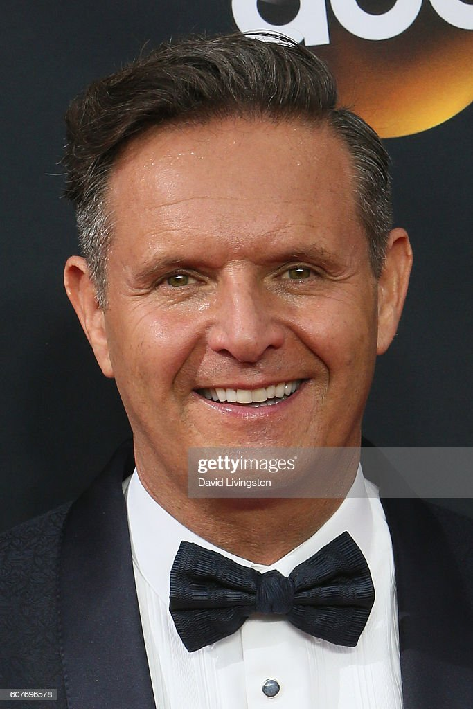 Television Producer Mark Burnett arrives at the 68th Annual Primetime Emmy Awards at the Microsoft Theater on September 18, 2016 in Los Angeles, California.