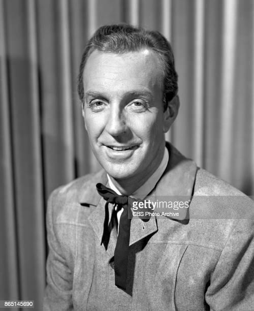 CBS television program 'Schlitz Playhouse of Stars episode The Bitter Land John Newland as Wesley Hammond Show broadcast April 30 1956