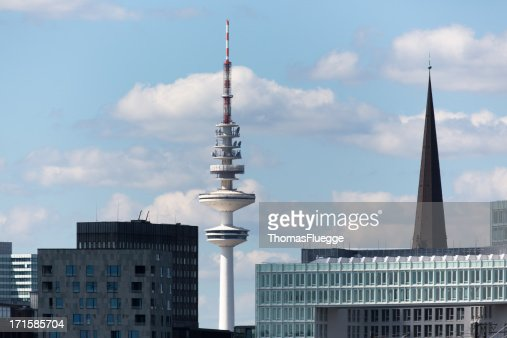 Television Tower with Restaurant
