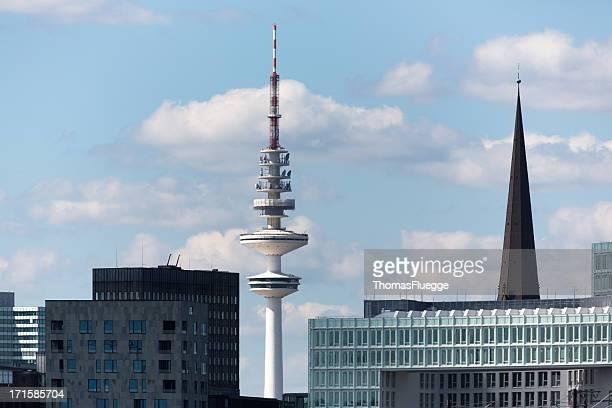 Torre della televisione con ristorante
