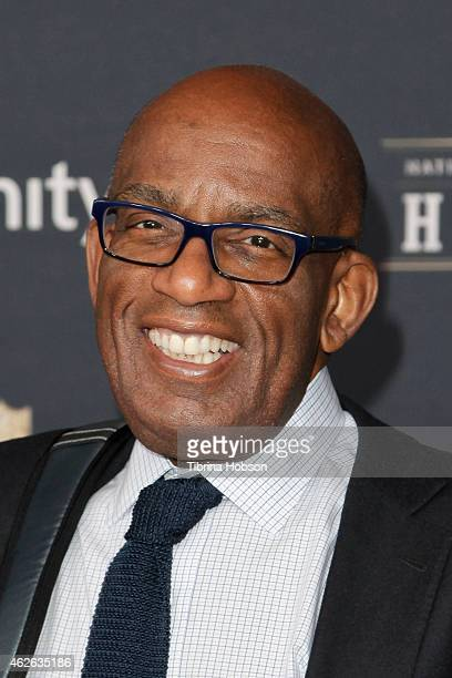 Television weather anchor Al Roker attends the 4th Annual NFL Honors at Phoenix Convention Center on January 31 2015 in Phoenix Arizona
