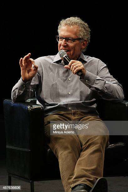 Television writer Carlton Cuse attends Creative Keynote Series featuring Carlton Cuse during 2014 New York Television Festival at SVA Theater on...