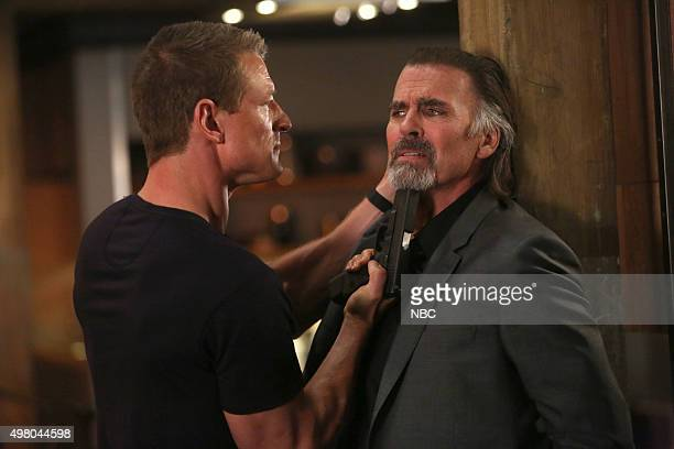 THE PLAYER 'Tell' Episode 108 Pictured Philip Winchester as Alex Jeff Fahey as Jack Fuller