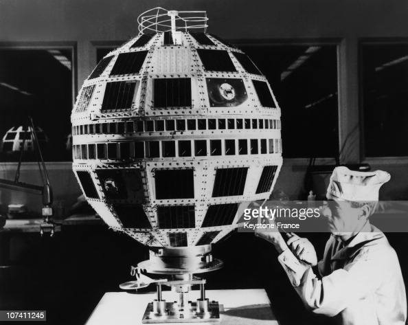 55 Years Since Telstar Relayed First Live Satellite