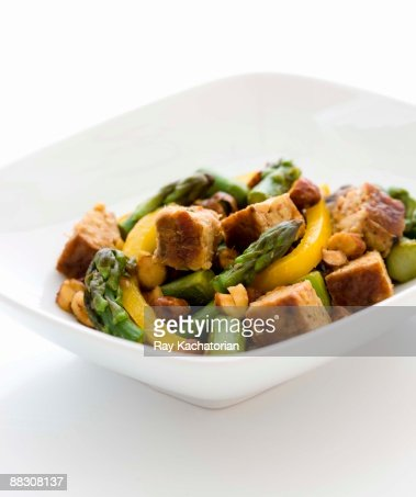 how to cook tempeh stir fry