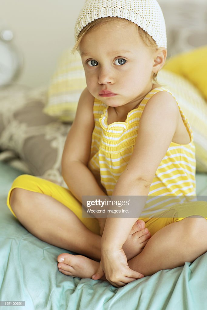 Temper tantrum : Stock Photo