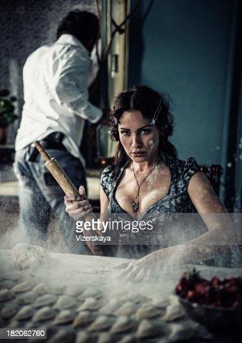 temperament of Italian woman