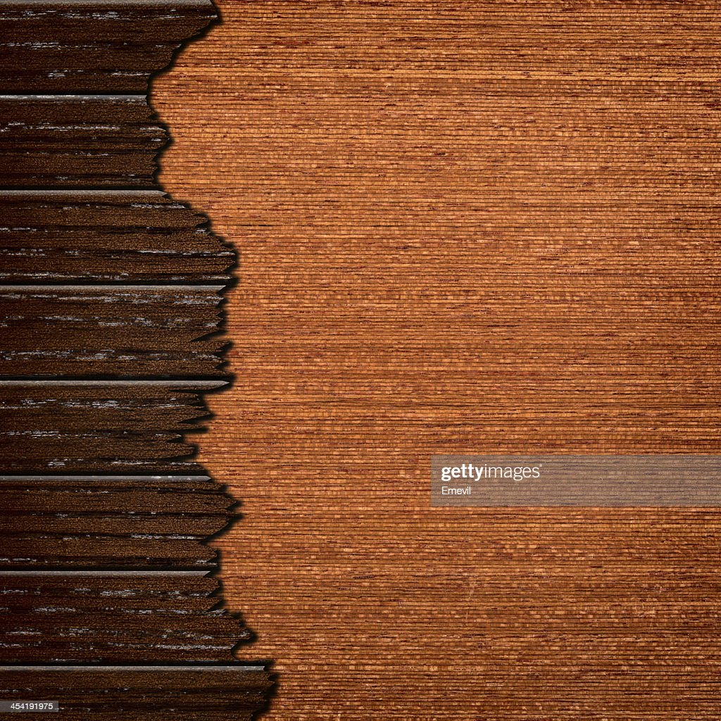 Plantilla de agrietado Placa de madera : Foto de stock