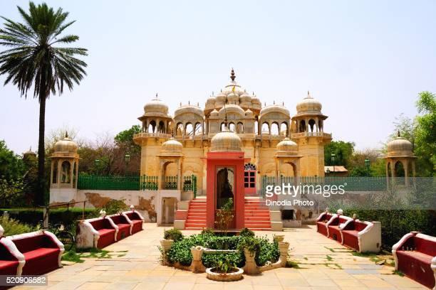 Temple, Fatehpur Shekhavati, Rajasthan, India