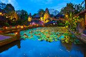 Temple in Bali.