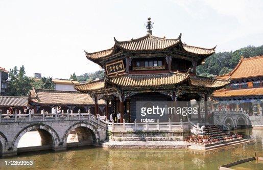 Temple in Kunming