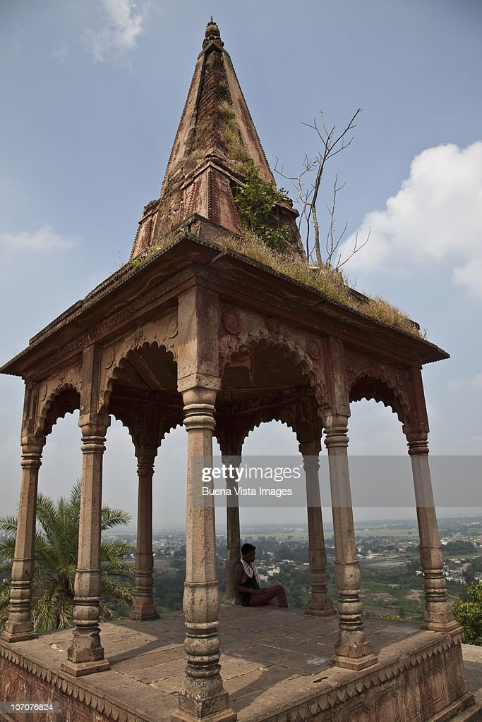 Temple in Ranchi