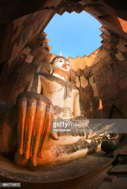 Temple in Sukhothai, Thailand