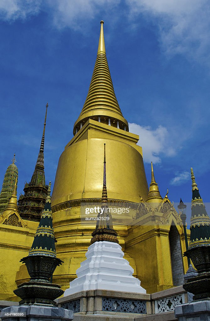 Temple in Thailand : Stock Photo