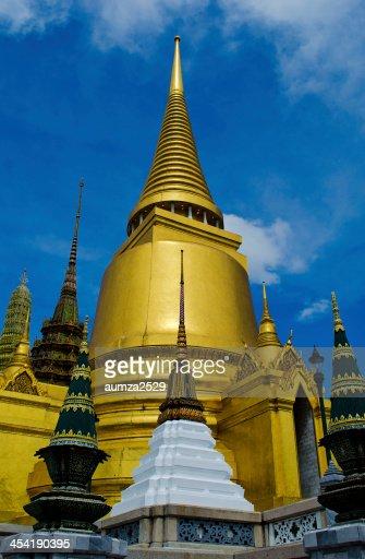 Templo da Tailândia : Foto de stock
