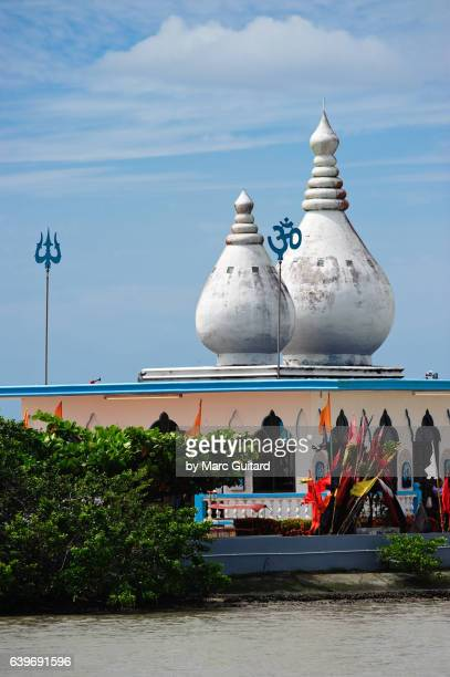 Temple in the Sea at Waterloo, Trinidad, Trinidad & Tobago