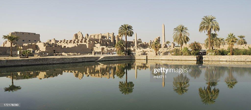 Temple Karnak 01 : Stock Photo