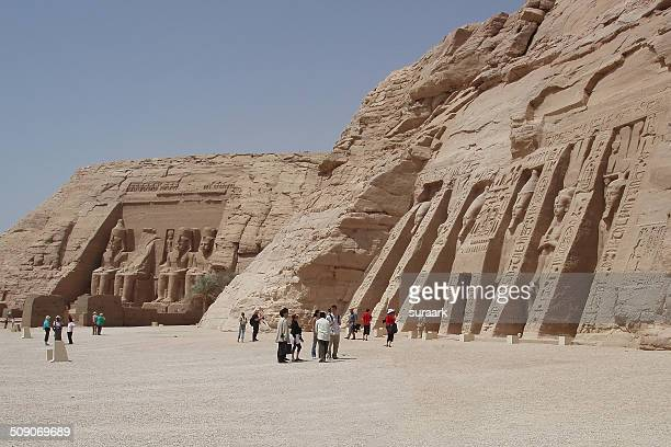 Temple of Abu Simbel, Erypt