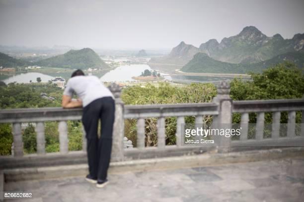 Temple of Bai Dinh pagoda