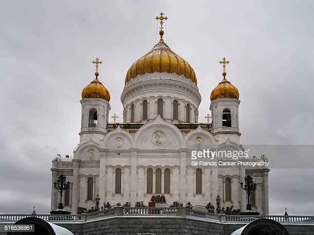 Temple of Christ the Savior, Moscow