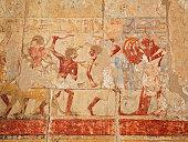 Temple of  Hatshepsut in Deir el Bahari