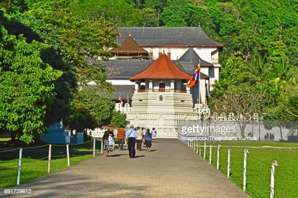 Temple of Sacred Tooth Relic, Sri Dalada Maligawa