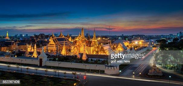 Temple of the Emerald Buddha
