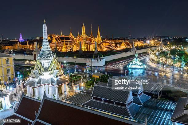 Temple of the Emerald Buddha,Wat Phra Kaew (Thailand)