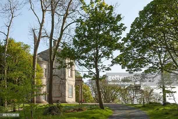 Temple of the Winds, Mount Stewart Garden
