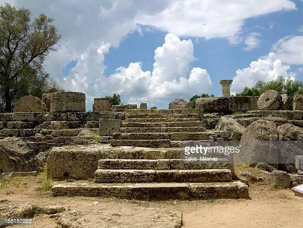 Templo de Zeus, Olympia