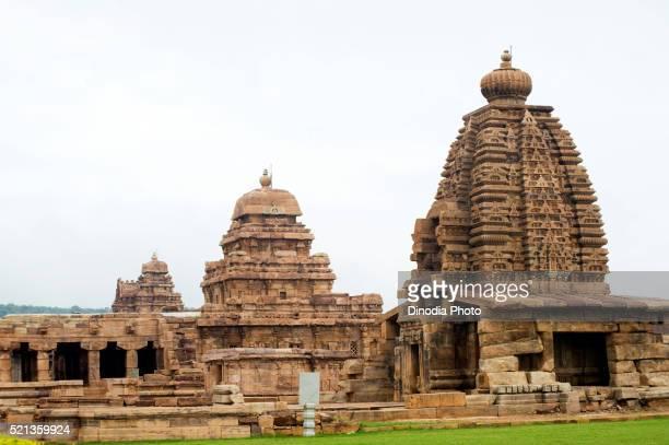Temple, Patadkal, Bagalkot, Karnataka, India