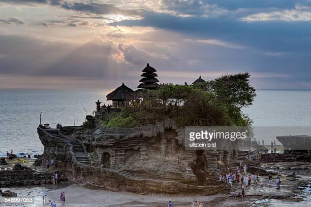 Temple Pura Tanah Lot Bali Indonesia