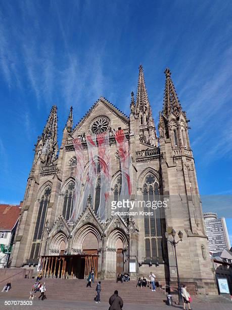 Temple Saint-Étienne Mulhouse France