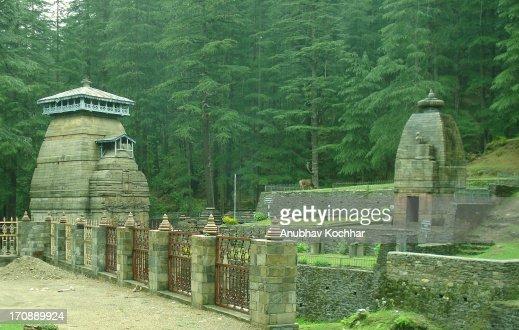 Temples at Jageshwar