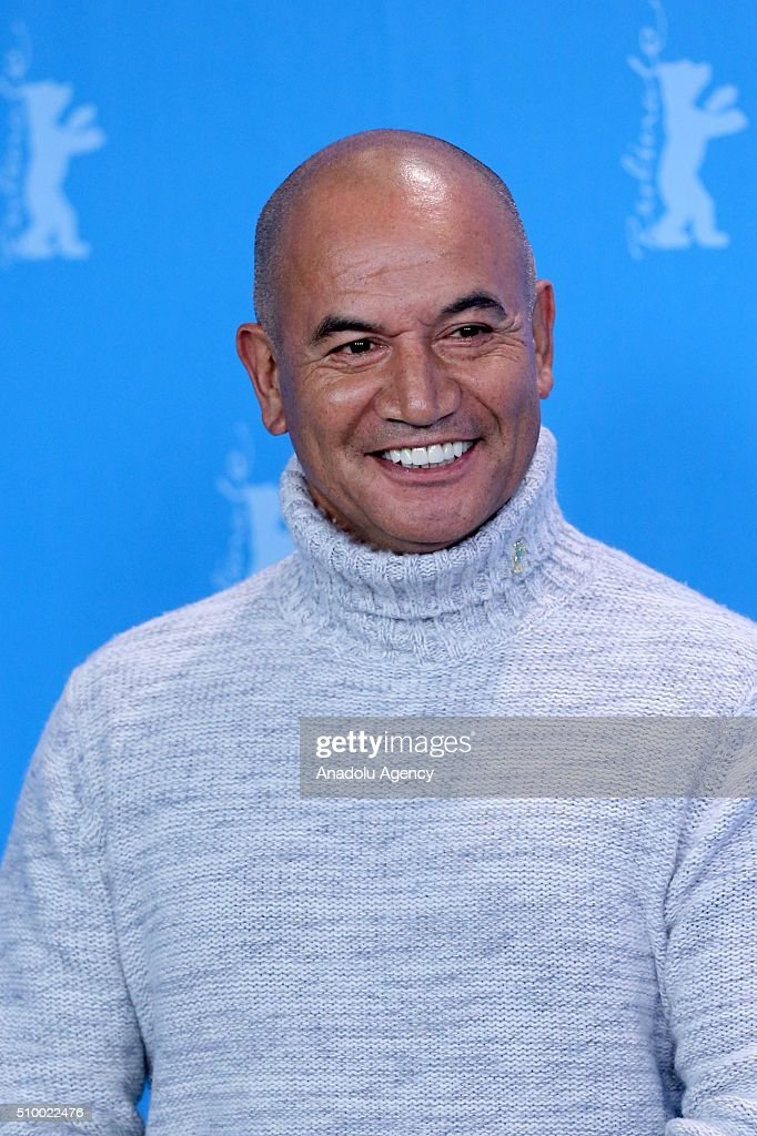Temuera Morrison attends the 'The Patriarch' (Mahana) photo call during the 66th Berlinale International Film Festival Berlin at Grand Hyatt Hotel on February 13, 2016 in Berlin, Germany.