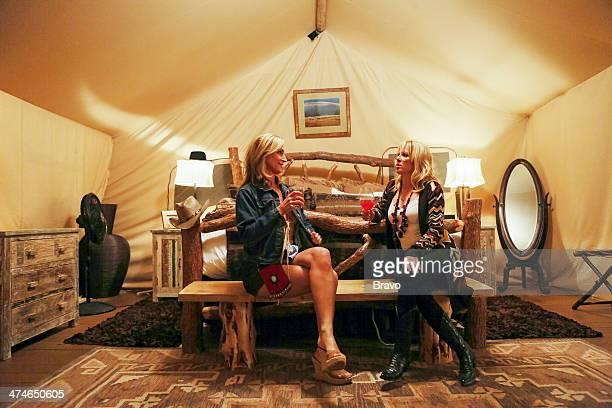 CITY 'Ten Gallon Spats' 'Yell It On the Mountain' 'Bury the Hatchett' Episodes 615 617 Pictured Sonja Morgan Ramona Singer